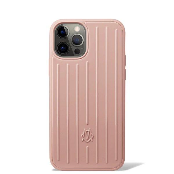 iPhone 12/12 Pro 保护壳 玫瑰金色