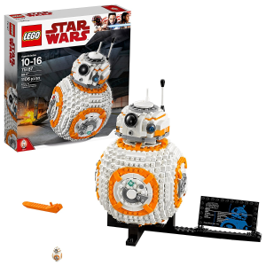 $75.49星球大战 BB-8 乐高玩具 75187
