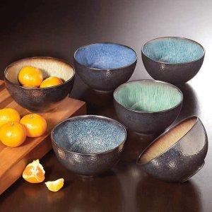 额外7.5折 清仓区也参加Mikasa 全场餐具装饰品热卖 封面爆款$2.2/只