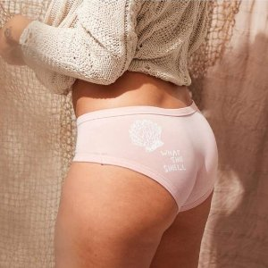 Buy 10 For $35 + Extra 15% offaerie's  undies @ American Eagle