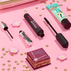 7.5折Benefit Cosmetics 精选明星套装热卖