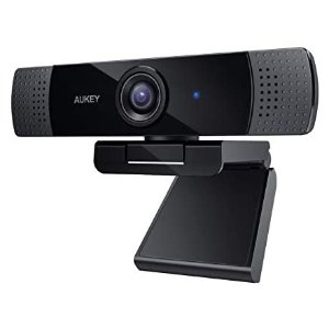 AUKEY FHD Webcam w/ Stereo Microphone
