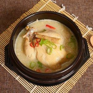 Last Day: $11.99MANIKER Korean Traditional Whole Ginseng Chicken Stew Samgyetang 900g