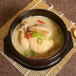 $11.99Last Day: MANIKER Korean Traditional Whole Ginseng Chicken Stew Samgyetang 900g