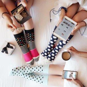 40% Off + Free ShippingBlack Friday Pre-Sale @ Happy Socks