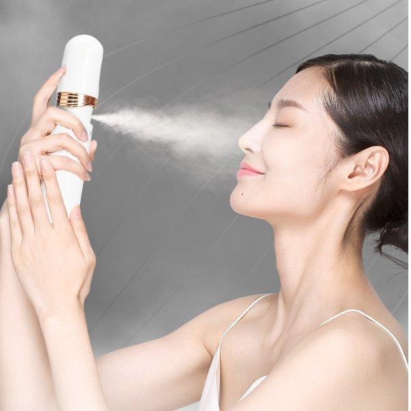 【自营】Ulike纳米补水仪蒸脸器美容仪保湿脸部便携式冷喷雾器