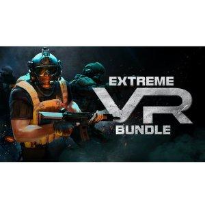 2款游戏$0.99VR 游戏同捆包特卖, 科幻类, 惊悚类游戏都参加