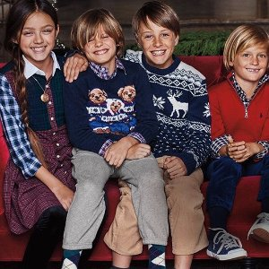 Up to 50% Off + Extra 40% Off $125Free Shipping Kid's Clothing @ Ralph Lauren