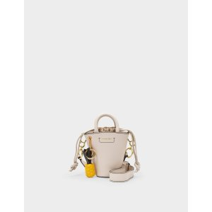 See by ChloeCecilia Bag in Cement Beige Leather
