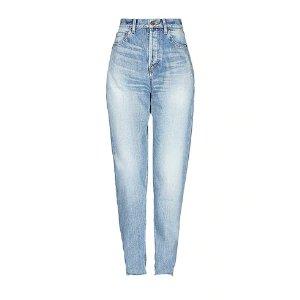 Saint Laurent牛仔裤