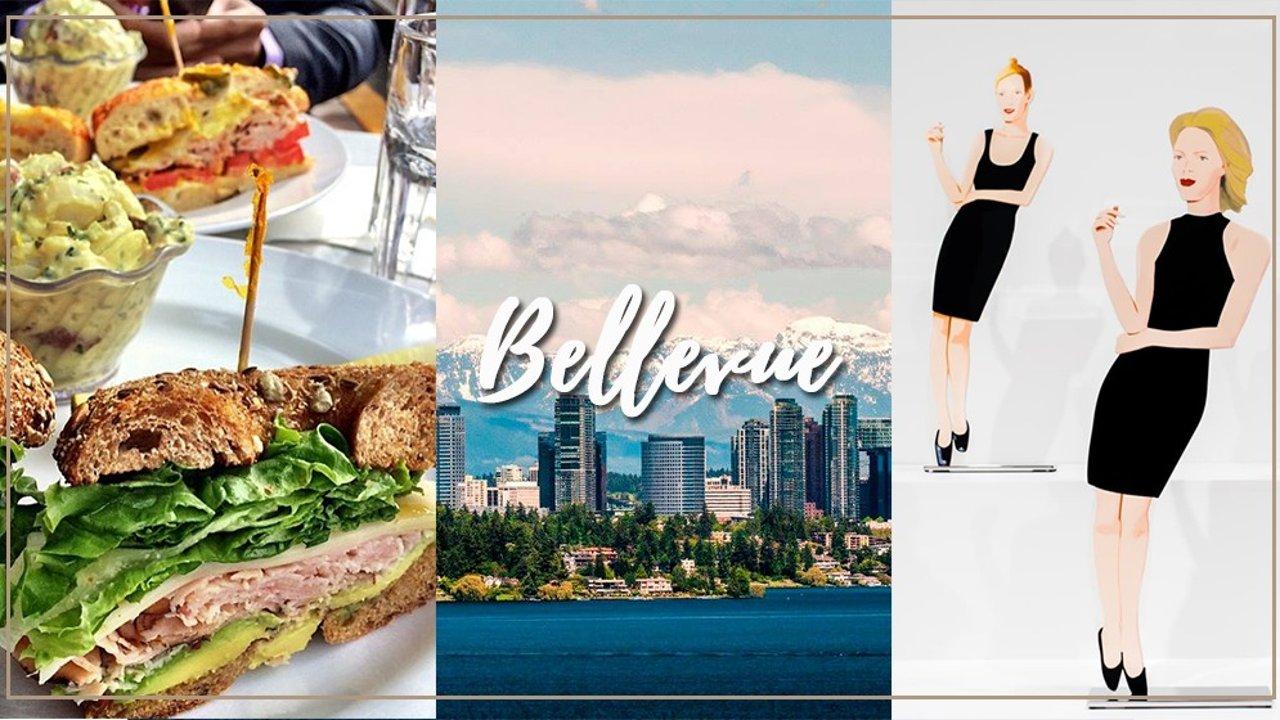贝尔维尤Bellevue景點推荐 | 西雅图周边必去的玩耍、吃喝、购物天堂!