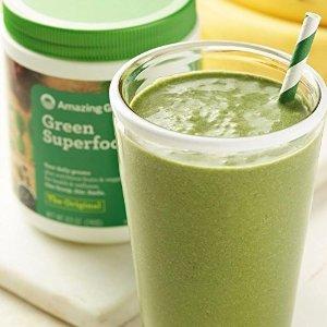 $15.77 Amazing Grass Green Superfood, Original, Powder, 60 servings