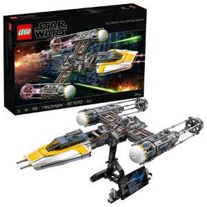 Lego史低价Star Wars Y-翼星际战机