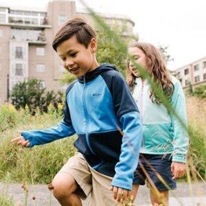 低至5折+会员包邮Columbia官网儿童服饰促销 反季囤衣超省