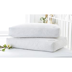 2折 可选2/4/8支酒店专供 盒型100%鸭羽枕 可机洗 £13起