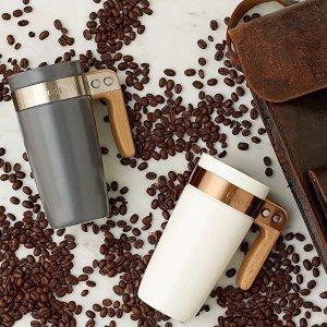$13.49Ello Fulton BPA-Free Ceramic Travel Mug with Lid, 16 oz.
