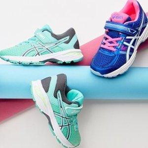 Up to 67% OffASICS Kids Shoes Sale @ Hautelook