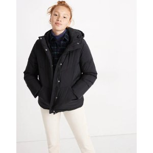 MadewellQuilted Puffer Parka