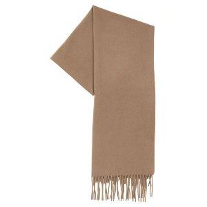 MAX MARA 'S纯羊绒围巾