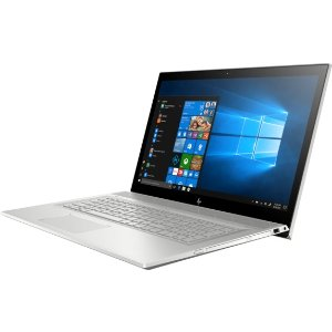 $1049.98HP ENVY Laptop (i7-8550U, 16GB, MX150, 512GB)