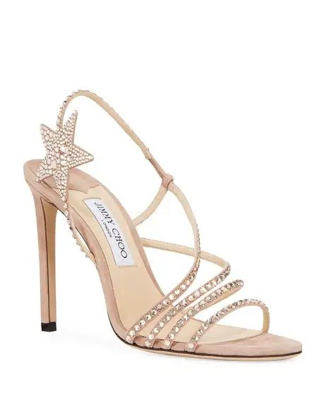 Lynn星星高跟鞋