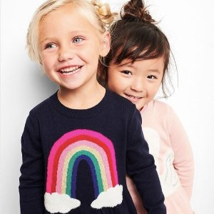 70% Off + Extra 20% Off $40Cozy Sweaters @ OshKosh BGosh