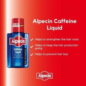 Alpecin咖啡因防脱发液