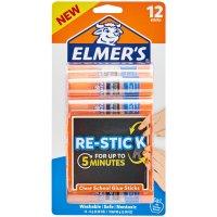 Elmer's 可水洗胶水棒 12只装