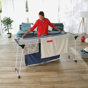 低至6.9折 立省€18可折叠晾衣架专场热卖 在家轻轻松松晾衣物
