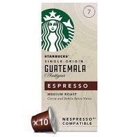 Starbucks 危地马拉浓缩咖啡胶囊120粒