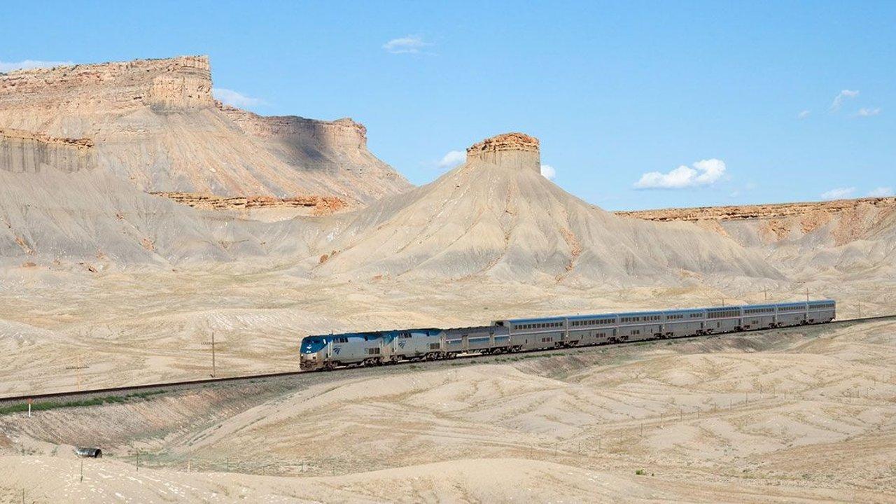 从湾区出发,坐15天的铁皮火车去纽约,到底是种什么样的体验?