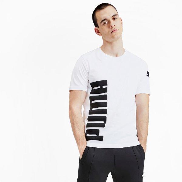 Big Logo 男士T恤