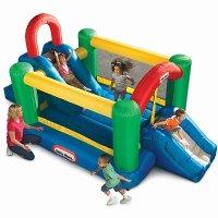 Little Tikes 儿童大型蹦床、滑梯