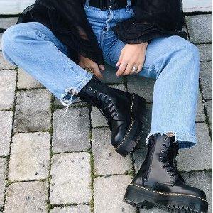 低至5折 £398收Ann骑士靴SSENSE 大牌厚底靴专场 这波流行你值得拥有