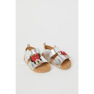 H&M米妮凉鞋