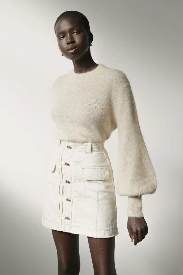 Aria 针织毛衣