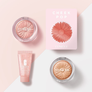 Free up to 11-Piece Gift (Up To $135 Value)With Any $29 Play Treats Order@ Clinique
