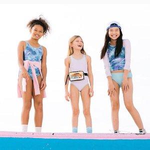 $8起Lululemon 女童服饰热卖 尺码在6-14之间