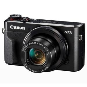 $639.96(原价$799.95)Canon PowerShot G7x Mark II 全高清触摸相机