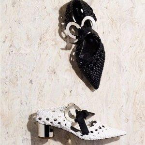 低至3折 Marni、MiuMiu休闲鞋$100+BrownsFashion美鞋专场 麦昆小白鞋人鱼姬配色好价