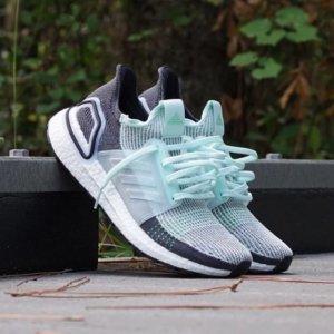 $74.99(原价$180)adidas Ultraboost 19 男子跑鞋 超好价