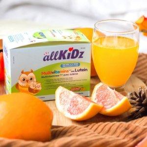 低至8.5折 益生菌软糖$16.14allKiDz 爱奇氏儿童营养补充剂热卖 DHA鱼油、维生素冲剂