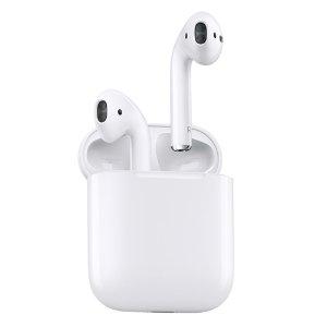 $139Apple AirPods Wireless Headphones
