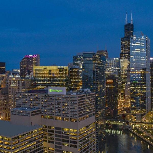 芝加哥 - 玛尔广场河北假日酒店