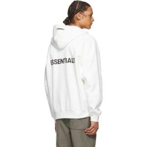 Essentials拉链外套