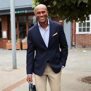 全场4折 外套5折Charles Tyrwhitt 黑五热卖 折扣区参加 收品质男装