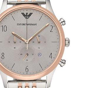 低至5折 £149起Emporio Armani 阿玛尼品质手表热卖