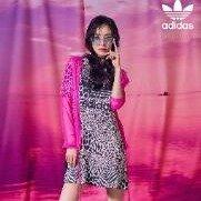 $40起adidas Originals 大幂幂同款豹纹热卖 收王嘉尔同色Yung-1