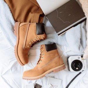 低至6折+免邮Timberland 夏季大促 美鞋特卖