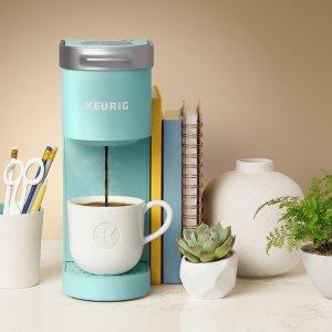Keurig K-Mini Single Serve K-Cup Pod Coffee Maker